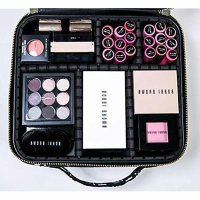 Makeup Case Professional Travel Pattern