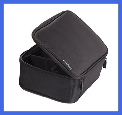ROWNYEON Makeup Case 9.8'' BLACK Beauty