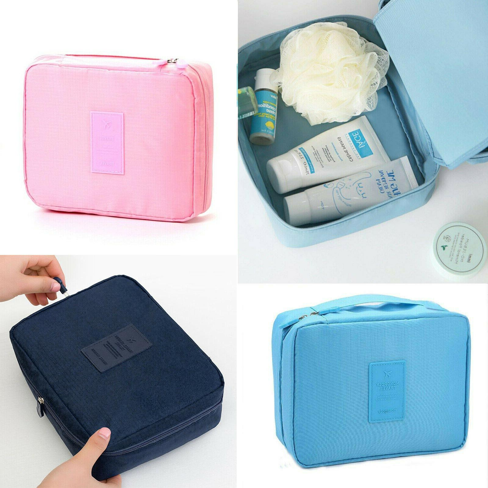 Multifunction Travel Makeup Pouch Wash Bag
