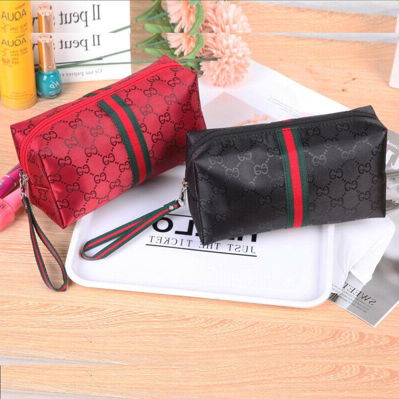 Fashion Women's Makeup Bag Portable Small Cosmetic Travel St