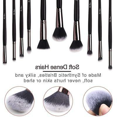 Makeup Brushes 24pcs Set Kit packed in cosmetic bag  Tools a