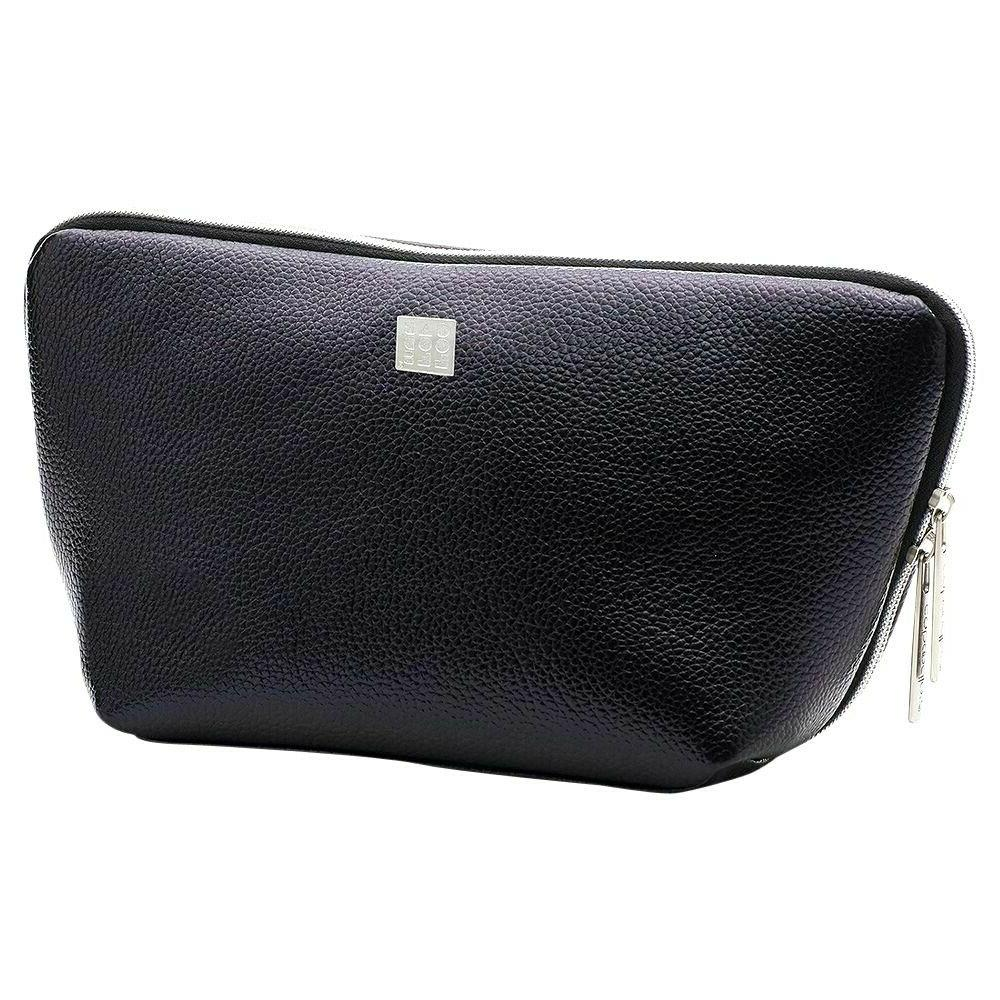 makeup cosmetic pouch travel train case bag