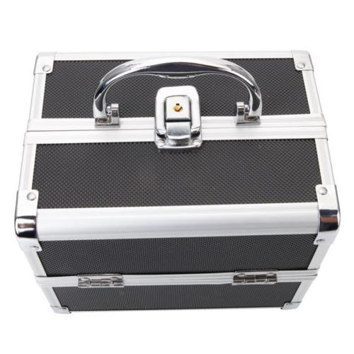 Makeup Train Case Cosmetic Storage