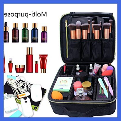 Makeup Travel Cosmetic Portable Storage F
