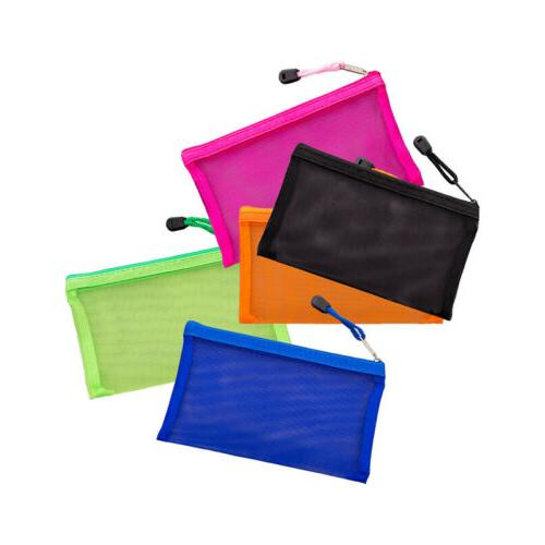 Nylon,Organizer Pouch Makeup Bag