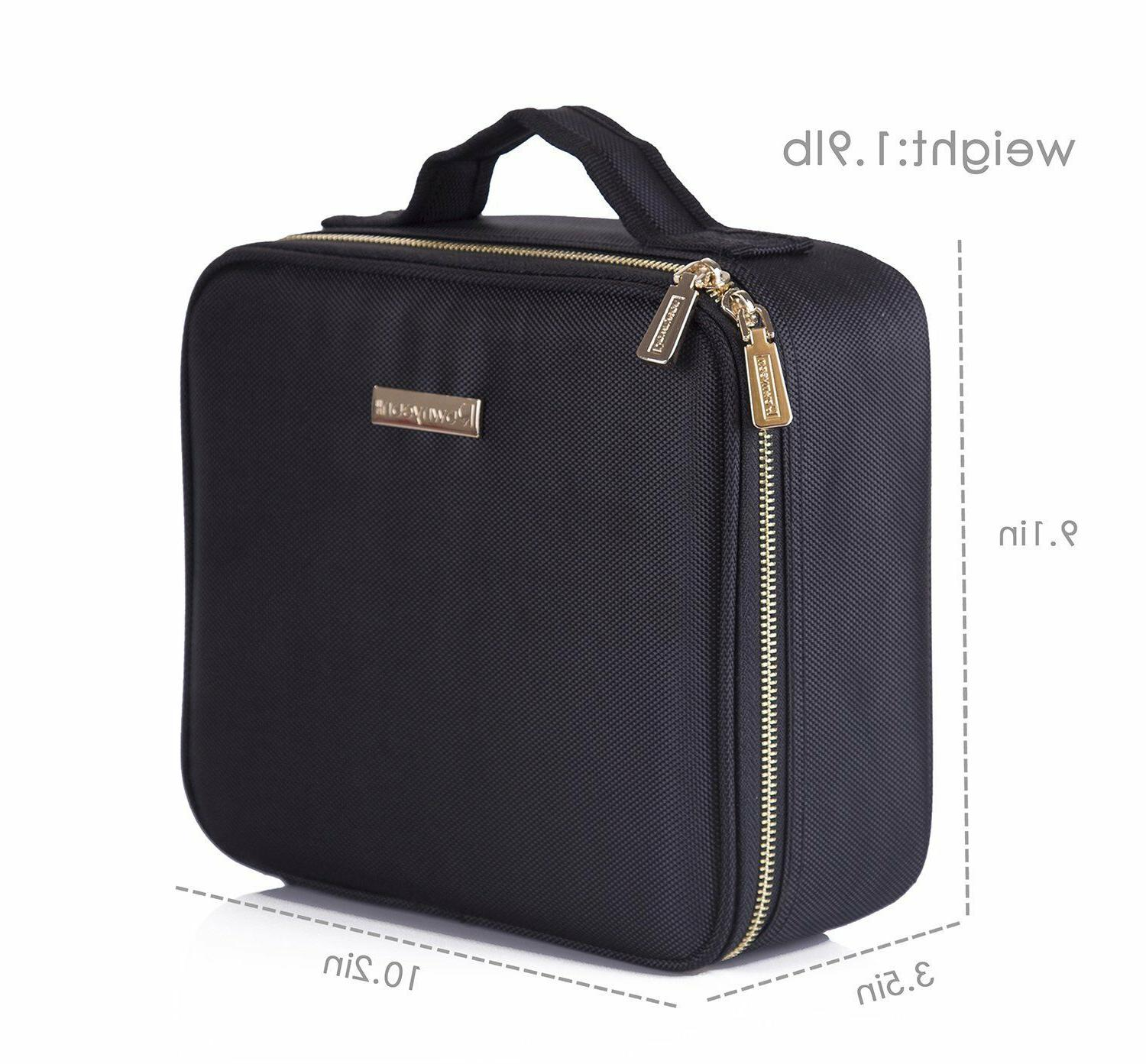 Rownyeon Travel Bag Organizer Make