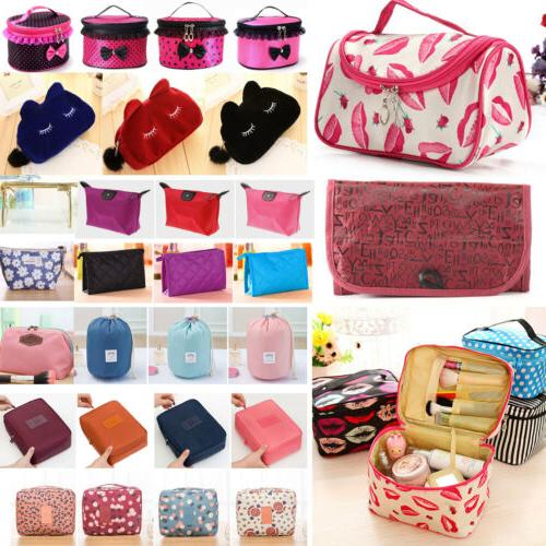 Multifunction Purse Cosmetic Toiletry