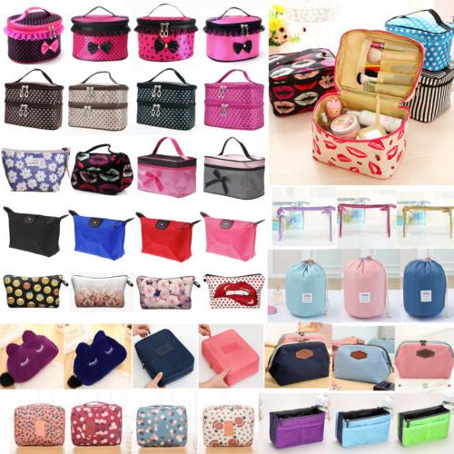 multifunction purse travel makeup cosmetic bags toiletry