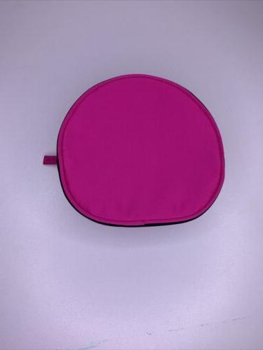 NEW BAG COSMETIC POUCH Satin Round bag