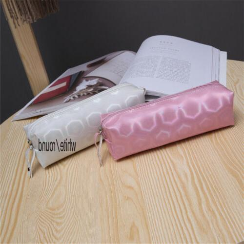 New Clear Case Pouch Cosmetic Makeup Holders