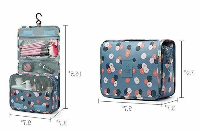 NEW Daisy Bag Case Cosmetic Floral