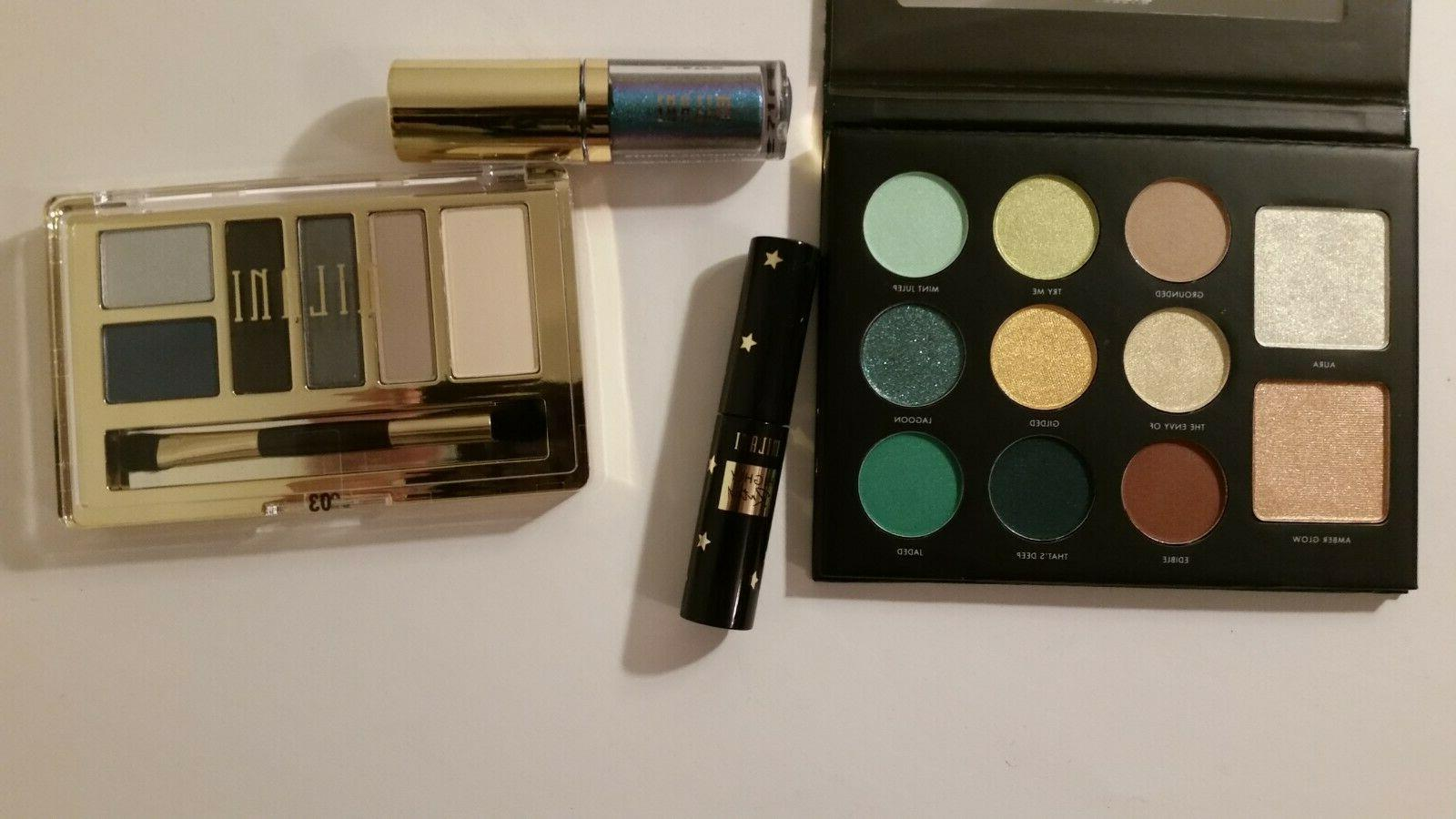 New Palette Lot & 2 Free *Gilded
