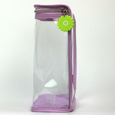NEW! of 36 X Clear Makeup Bag