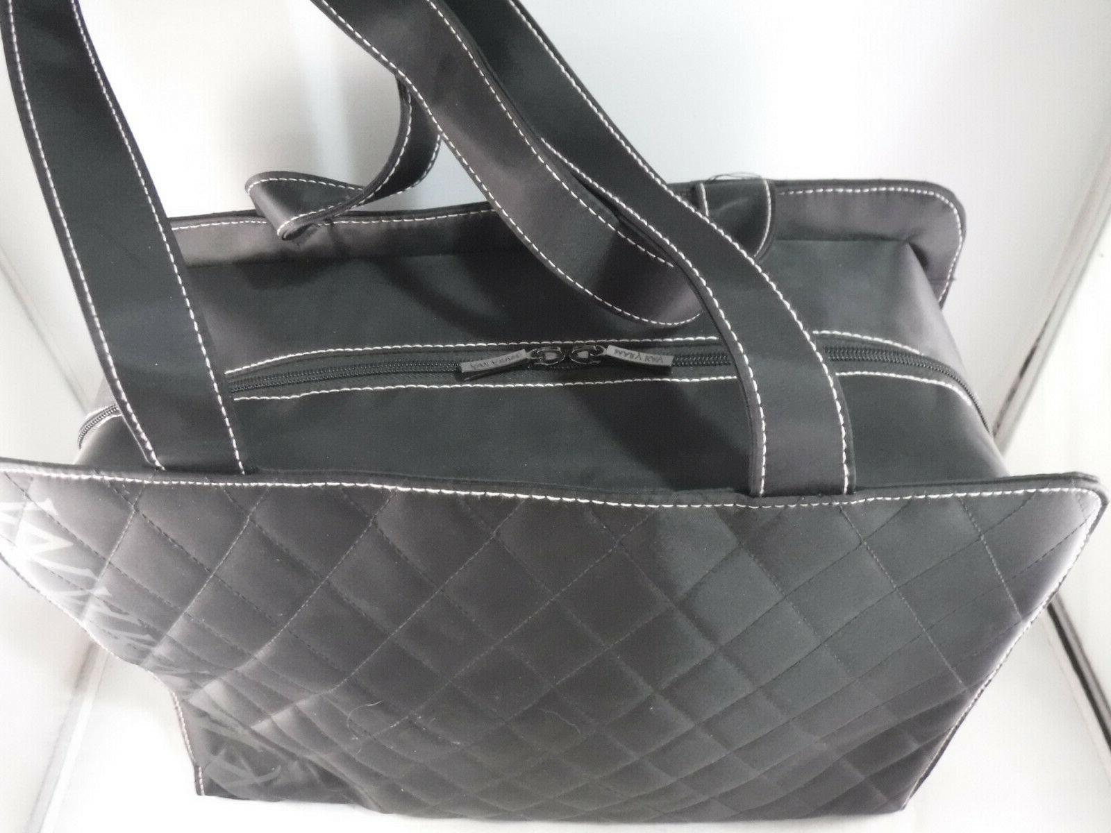 NWOT Mary Consultant Quilted Tote
