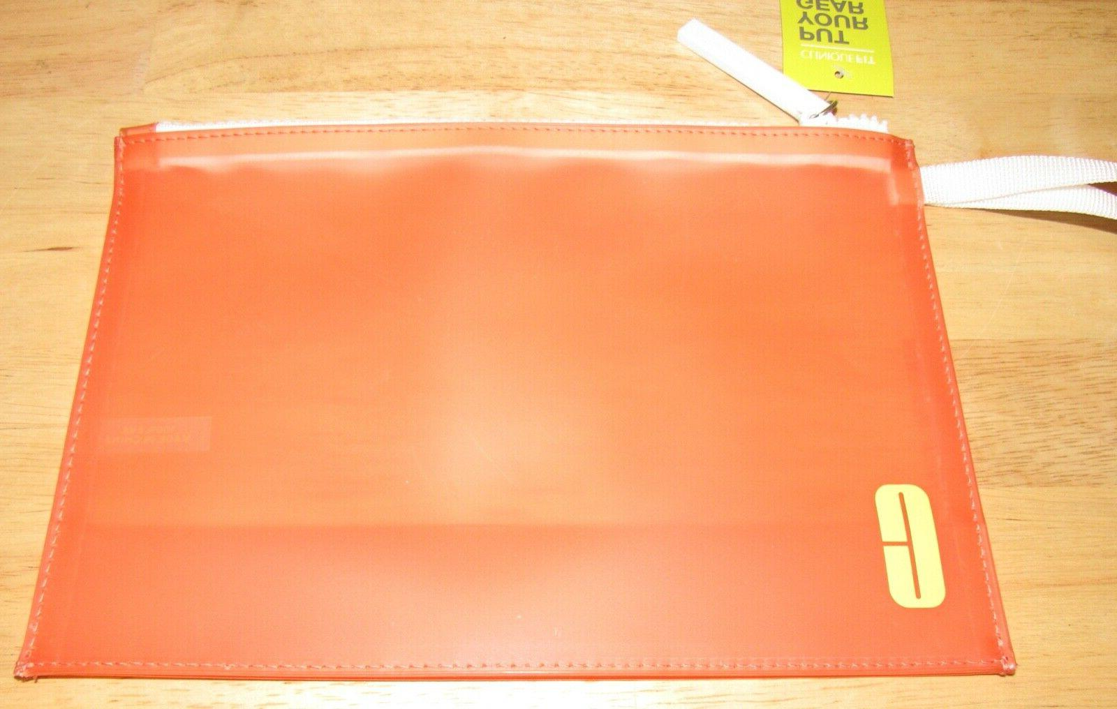 Clinique Cosmetic Makeup Bag Toiletry Carry
