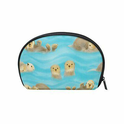 ALAZA Pig Moon Bag Pouch