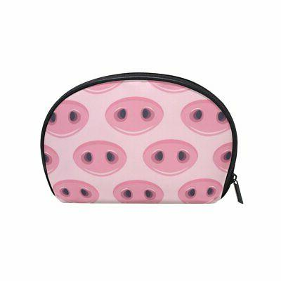 pig nose half moon cosmetic makeup toiletry