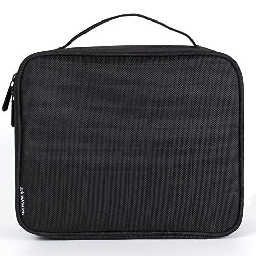 DreamGenius Portable Bag Makeup Organizer with Capacity