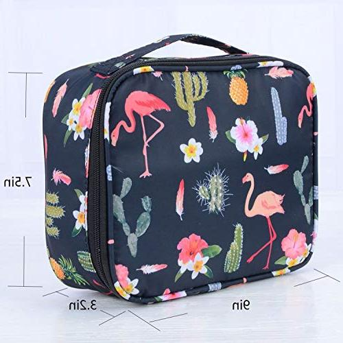 Travel Case Portable Storage Brushes Toiletry bag