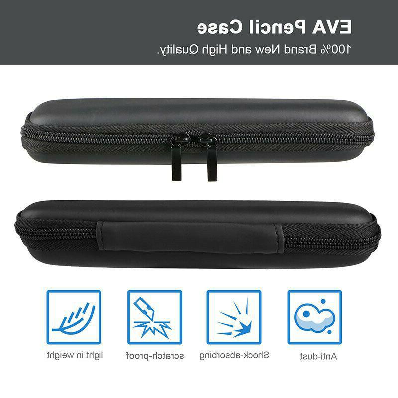 Portable Pen Stationery Box Black