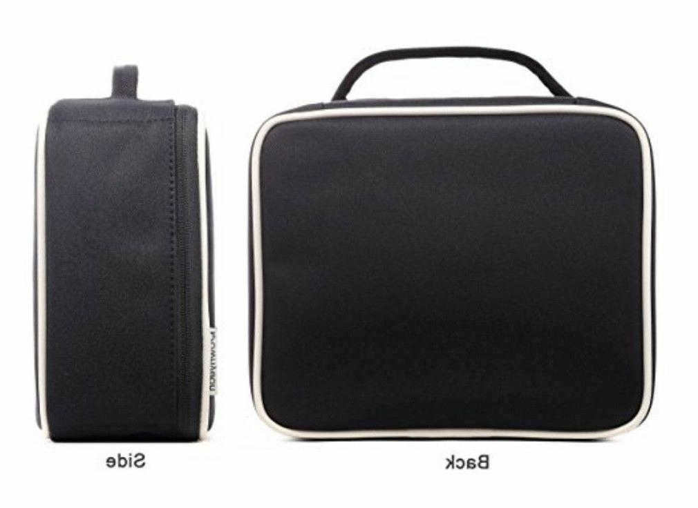 ROWNYEON bag Train Case