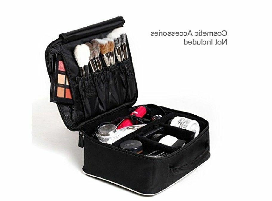 ROWNYEON bag Makeup Case Train Case