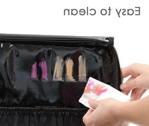 ROWNYEON Professional Makeup Bag Portable Makeup Case MEDIUM