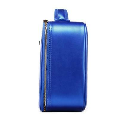 ROWNYEON Case Bag Portable Travel Train Case B