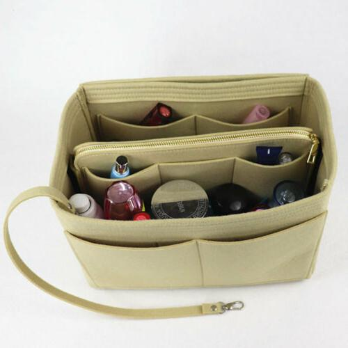Purse Handbag Felt Bag Organizer With