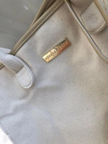 Ralph tote bag Tan canvas trim