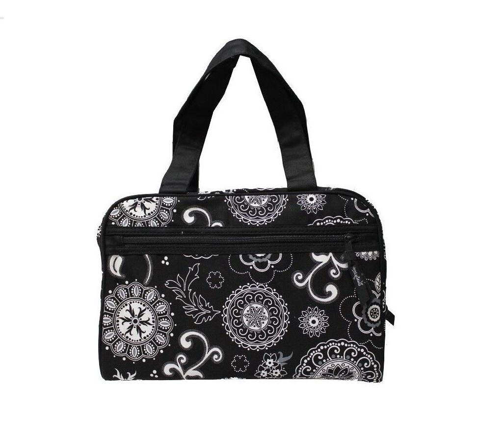 thirty one cosmetic make up bag tote