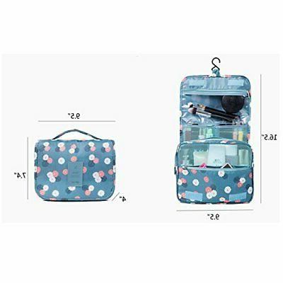 HaloVa Cosmetic Bag Portable Pouch Waterproof