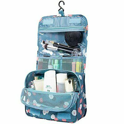 HaloVa Multifunction Cosmetic Bag Pouch Waterproof