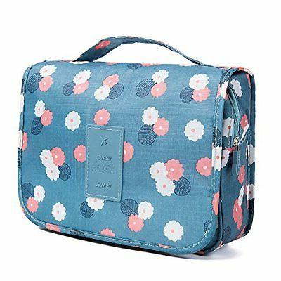toiletry bag multifunction cosmetic portable makeup pouch