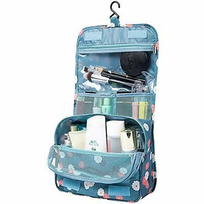 HaloVa Toiletry Bags Cosmetic Portable Pouch Waterproof For