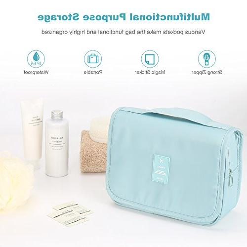 Cosmetic Bag, Girls Durable Case for Vacation