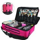 Makeup Train Case Cosmetic Organizer Beauty Artist Storage B
