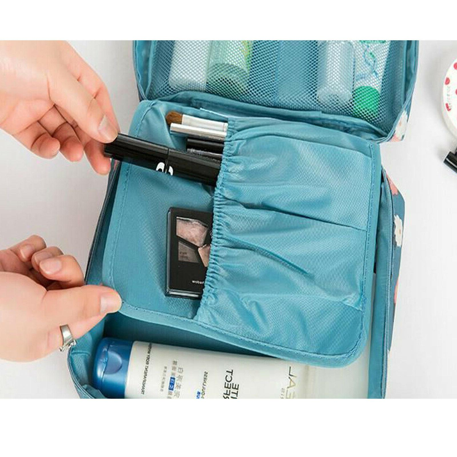 Travel Cosmetic Toiletry Storage Pouch