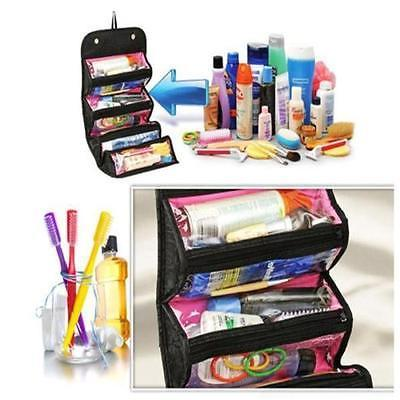 Travel Cosmetic Toiletry Zip Storage Pouch