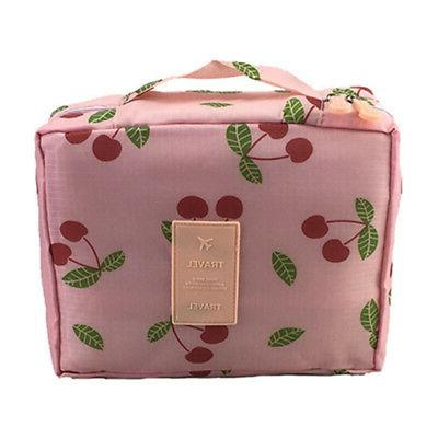 Travel Toiletry Case Bag Storage Pouch Handbag