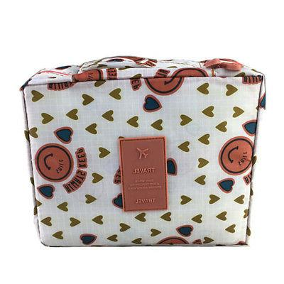 travel cosmetic makeup toiletry case bag wash