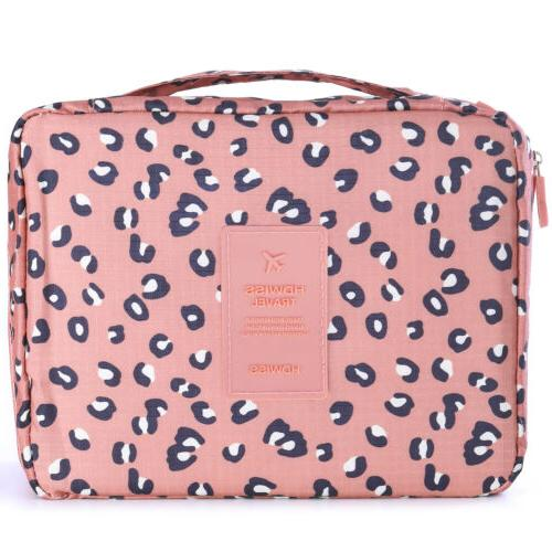 Travel Cosmetic Makeup Case Storage Pouch