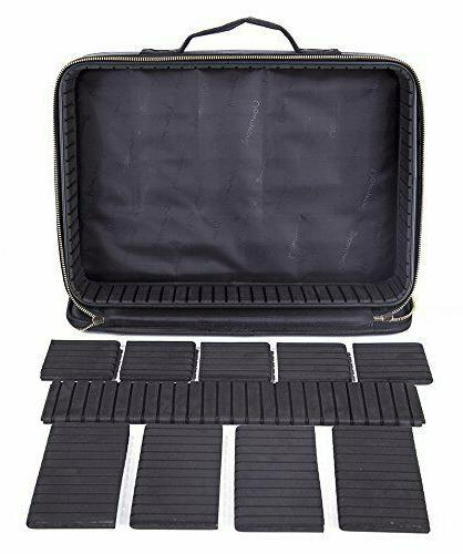 ROWNYEON Travel Makeup Cosmetic Artist Organizer