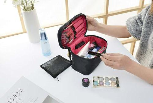 Travel Cosmetic Case Pouch for Women