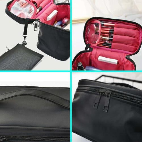Travel Bags Small Cosmetic Case Pouch for