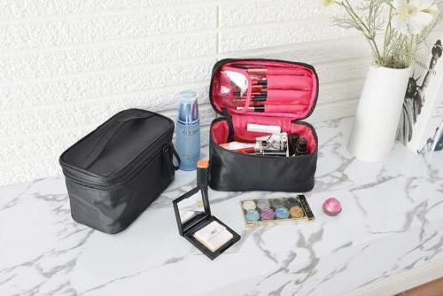 travel makeup bags small cosmetic case pouch