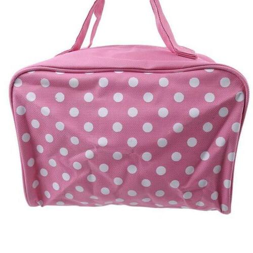 Travel Makeup Case Pouch Hanging Bag
