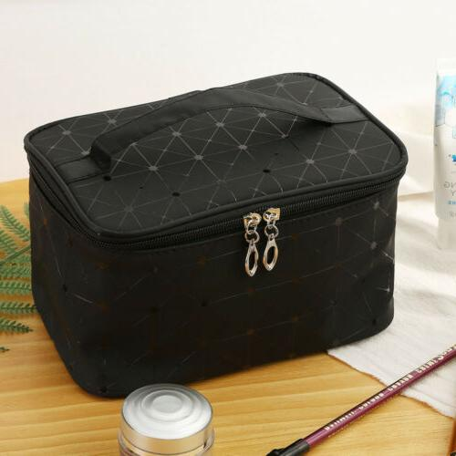 Travel Large Bag Cosmetic Case Handle