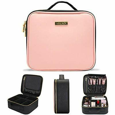 travel train cases cosmetic bag makeup case
