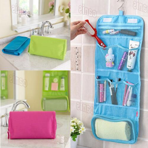US Women Toiletry Portable Makeup Storage Bag